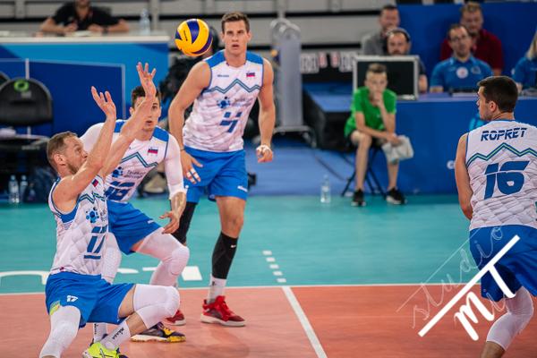 Volleyball Challenger Cup FIVB Slovenia vs Turcija v Stozice, Ljubljana, Slovenija dne 05072019, Photo: Milan Tomazin studioMiT.si